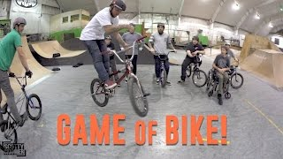 8 MAN GAME OF BIKE!