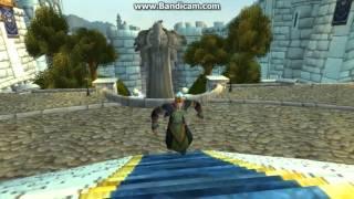 как остановить опыт в World of Warcraft?