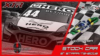 RacersAV Stock Car @ Curitiba - 5ª Etapa T3/2018