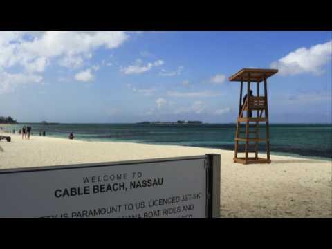 Nassau Bahamas Cable Beach - Costa Deliziosa 2017