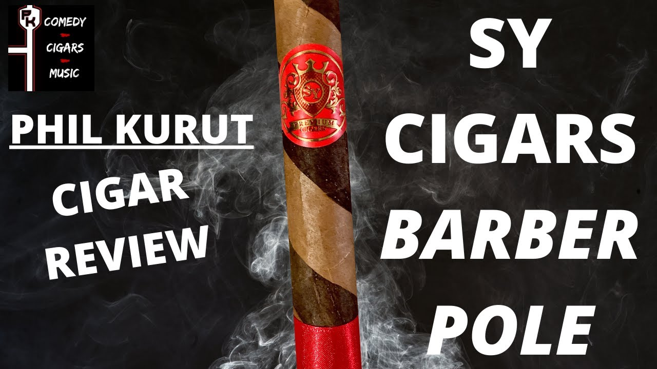 SY CIGARS BARBER POLE | CIGAR REVIEW
