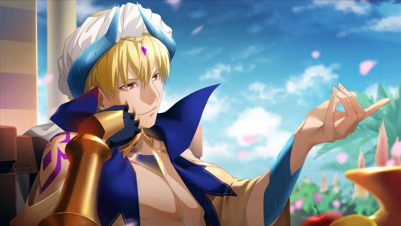Download AMV GILGAMESH/SHIROU (Infinite's theme)