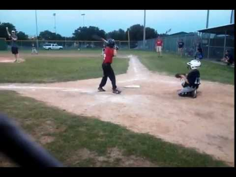 Touching Home Plate
