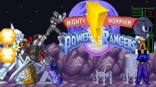 Mighty Morphin Power Rangers (e) (