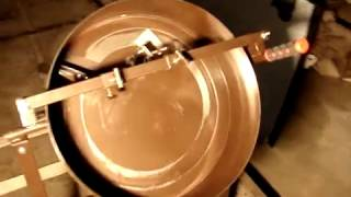Гранулятор сыпучих тарельчатый для создания окатышей - окатывания(Тарельчатый гранулятор, стоимость 400 дол.США, возможна доставка по всему миру, подробнее: http://msd.com.ua/tovary-i-uslugi/..., 2016-02-09T19:45:06.000Z)