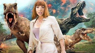 SO MANY DINOSAURS!! (Jurassic World Evolution)