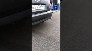Audi A4 B7 fumer