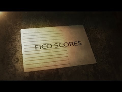 What's your 'real' FICO score? All of the above