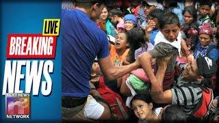 BREAKING: Caravan's Sick Plan Immediately Unfolds in NEW State After Border Patrol Blocks Them