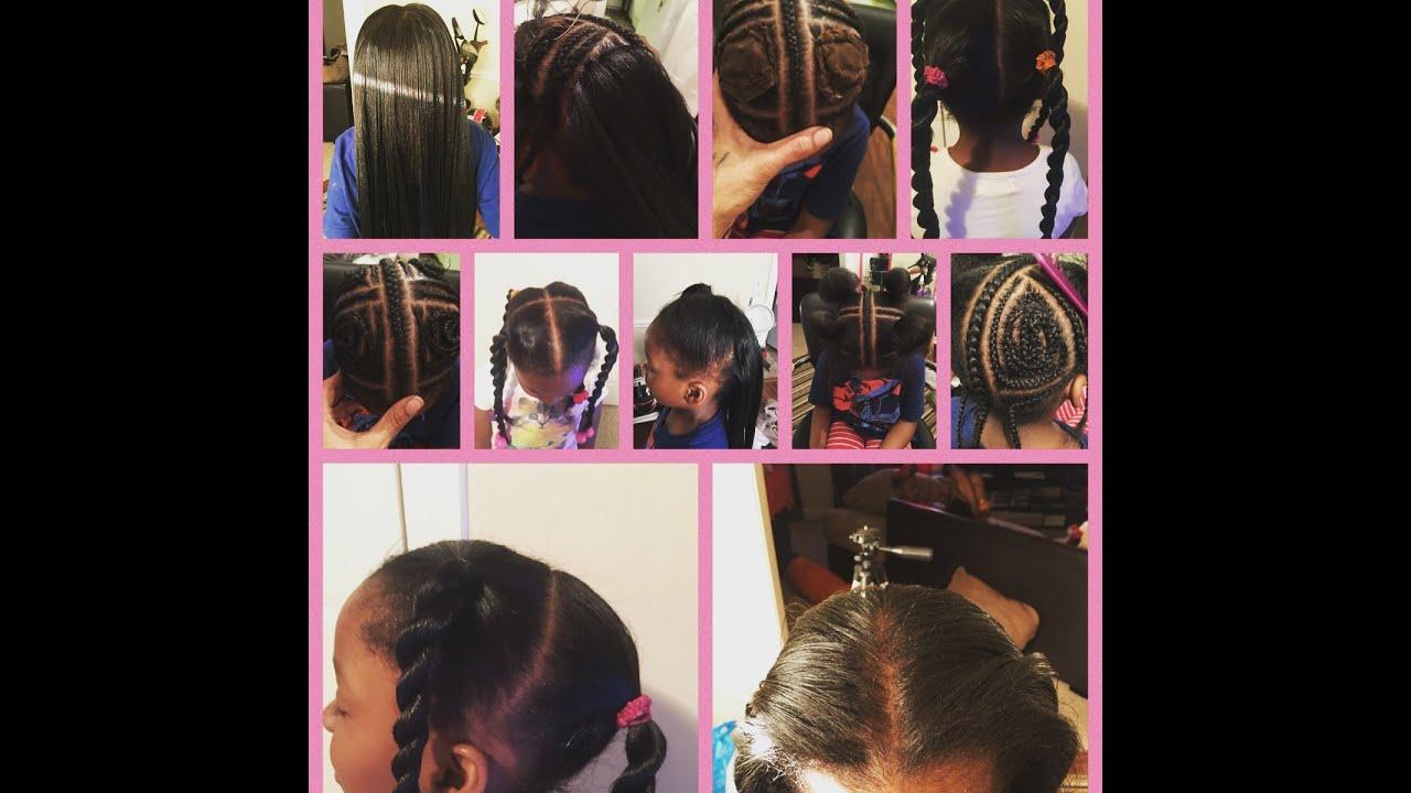30 Little Girl Sew In Hairstyles Hairstyles Ideas Walk