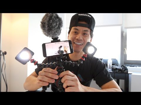JOBY GORILLAPOD MOBILE RIG UNBOXING - REVIEW FAIL!!