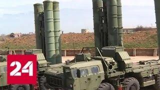 Производство систем ПВО С-500 AndquotПрометейandquot началось в России - Россия 24