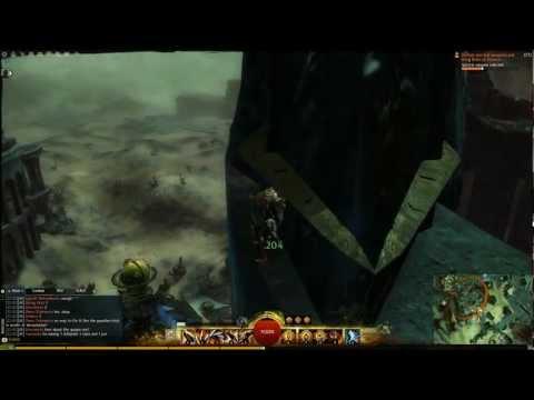 Guild Wars 2 - Malchors Leap - Garden of Ilya Vista - Wren Waypoint