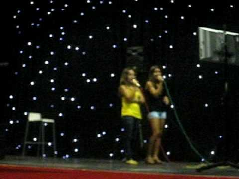 You're the music in me - Karaoke on St.Mary's :b