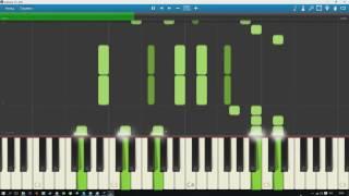 Stigmata - Не забывай (piano)