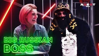 BRB про ЭЛДЖЕЯ/ ЛЕГЕНДА ИЗ ПРОШЛОГО/ AGENTSHOW 2.0