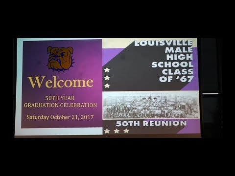 Louisville Male High School Class of 1967 50th Reunion Documentary