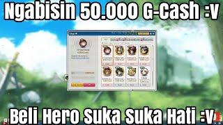 Lost Saga - Ngabisin G-Cash :v Beli semuah hero event