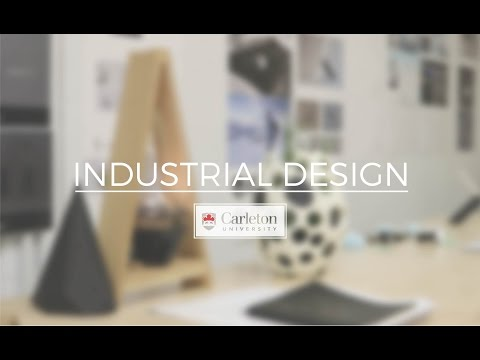 3rd Year Industrial Design Studio Projects (Carleton University)