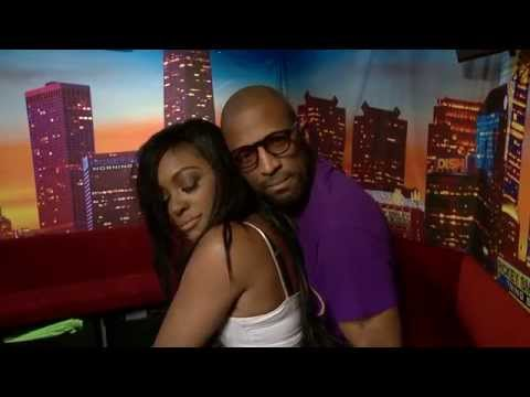 Rickey Smiley & Porsha Williams Dancing With the Stars Audition