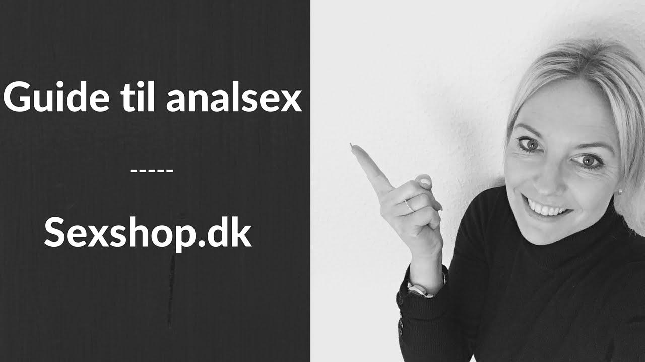 Hvor behageligt er analsex