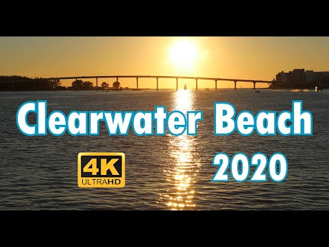 Clearwater Beach 2020 - A Tour Of America's #1 Beach