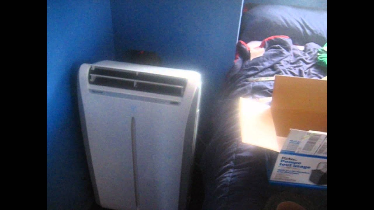 My Portable Ac Project July 2010   YouTube
