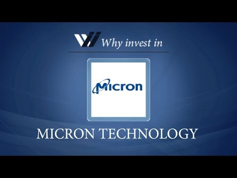 Micron Technology - Why invest in 2015