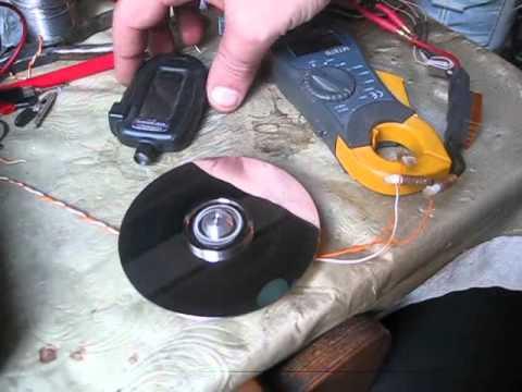 Раскрутка HDD обычным 30A ESC