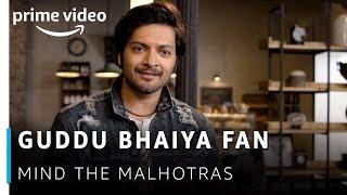 Guddu Bhaiya Fan - Ali Fazal, Cyrus Sahukar, Mini Mathur   Amazon Prime Video