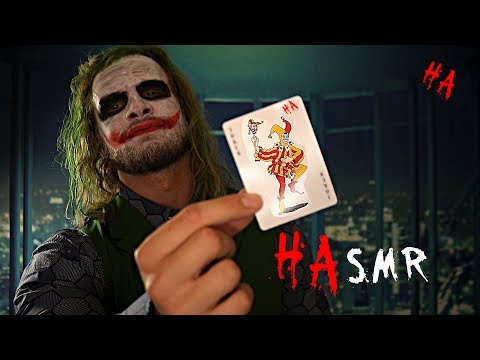 🃏 Ha Ha Ha ASMR Joker 🃏