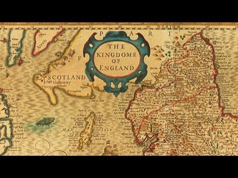 """Kingdom of England"" Map, ca. 1611   Web Appraisal   Kansas City"