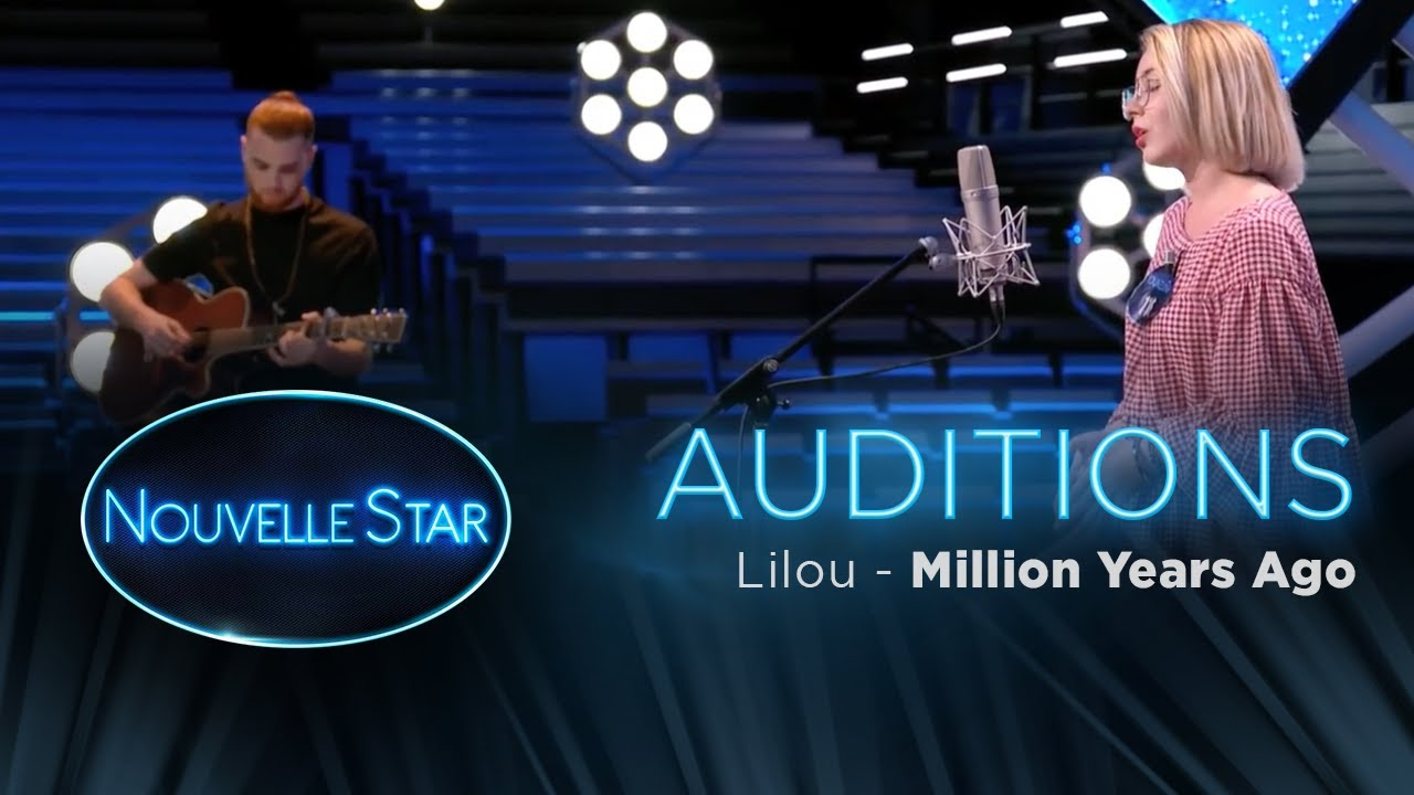 lilou million years ago auditions nouvelle star 2017 youtube. Black Bedroom Furniture Sets. Home Design Ideas