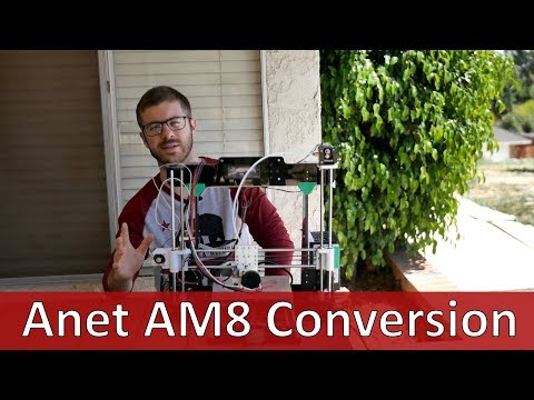 Anet A8 To AM8 | Parts For My Biggest 3D Printer Upgrade