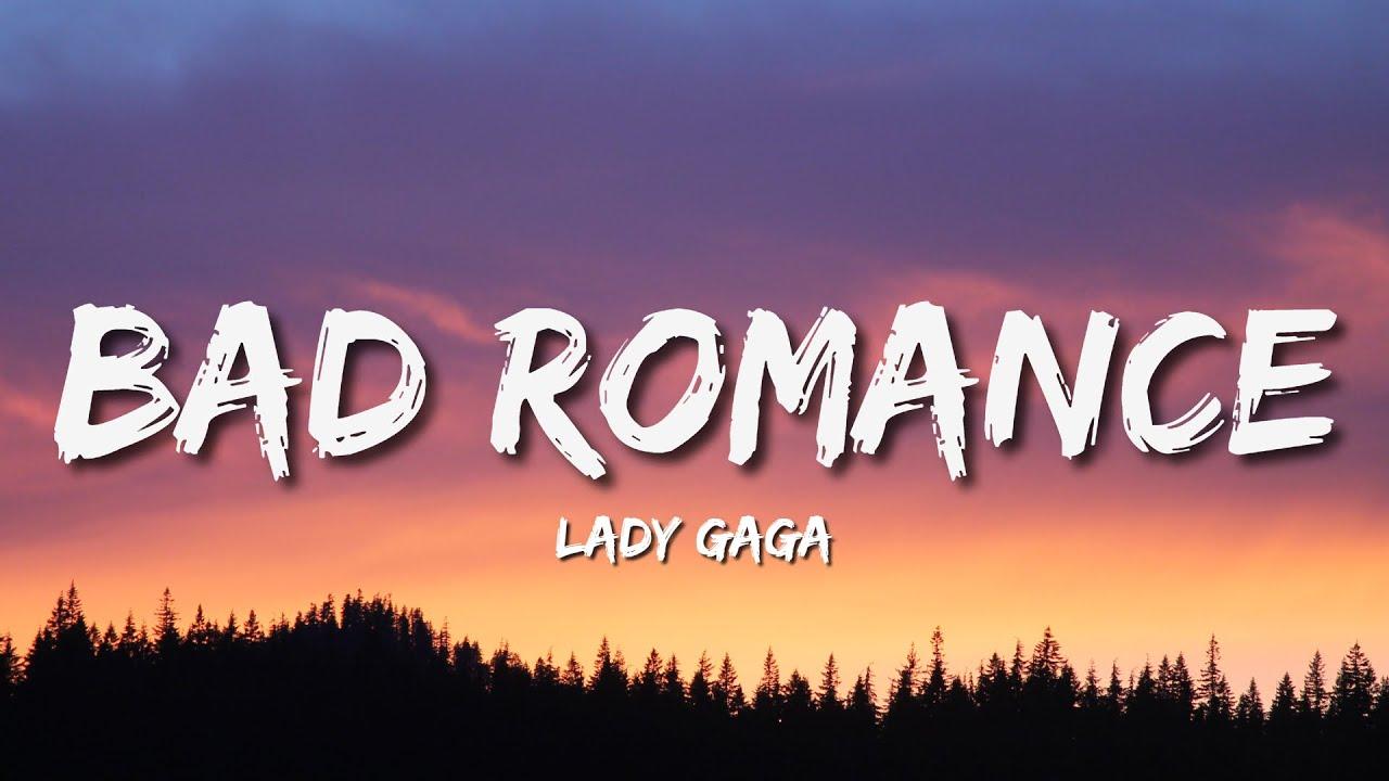 Download Lady Gaga - Bad Romance (Lyrics)🎵