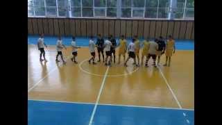 Луцьк міні-футбол Західна зона ДСНС України