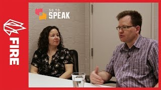 'So to Speak' Podcast: 'Speak Freely' with professor Keith Whittington