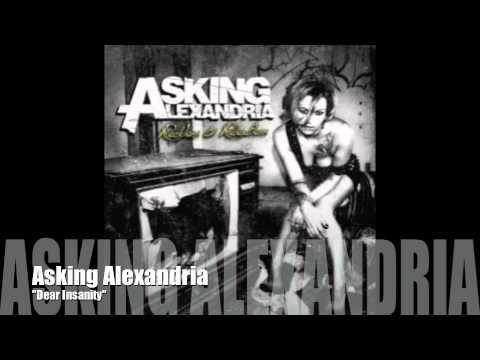 dear insanity asking alexandria mp3