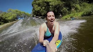 GoPro: New Zealand Rock Sliding