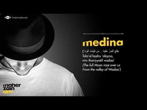 1972 Maher Zain Medina   Official Audio 2016 762