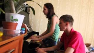Жуки - Батарейка (Piano version)
