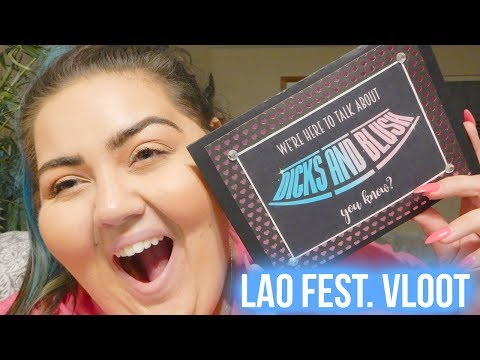 LAO NEW YEAR FESTAVAL & VEGAN CAKE | VLOOT 5