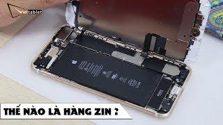 Bung sạch sẽ iPhone - có phải hàng Zin