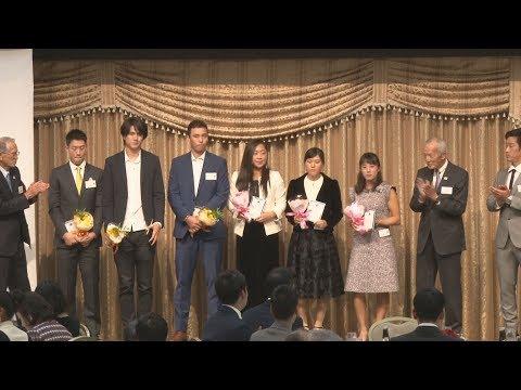 大坂、初の最優秀選手賞 日本テニス協会年間表彰
