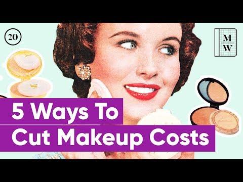 How I Cut My Beauty Spending In Half Last Year