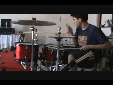 Hearshot Kid Disaster (COHEED AND CAMBRIA Drum Cover)