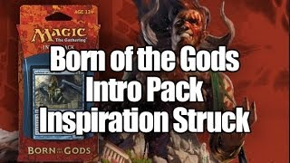 "Born of the Gods Intro Pack: ""Inspiration Struck"" Opening!"