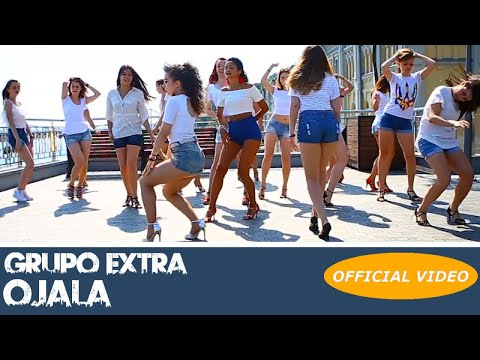 GRUPO EXTRA – OJALA – (OFFICIAL VIDEO) (BACHATA 2018)