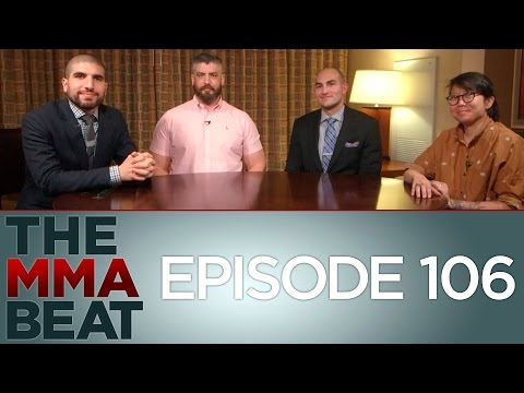 The MMA Beat: Episode 106