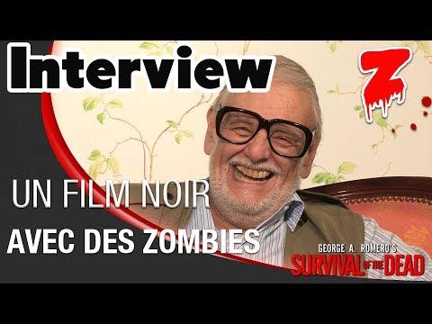 Interview exclusive : Romero parle de Survival of the Dead
